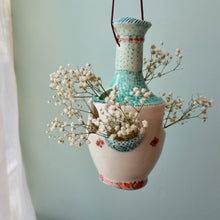 Load image into Gallery viewer, Hanging Vase Planter