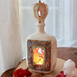 Cut out Bottle Lantern R