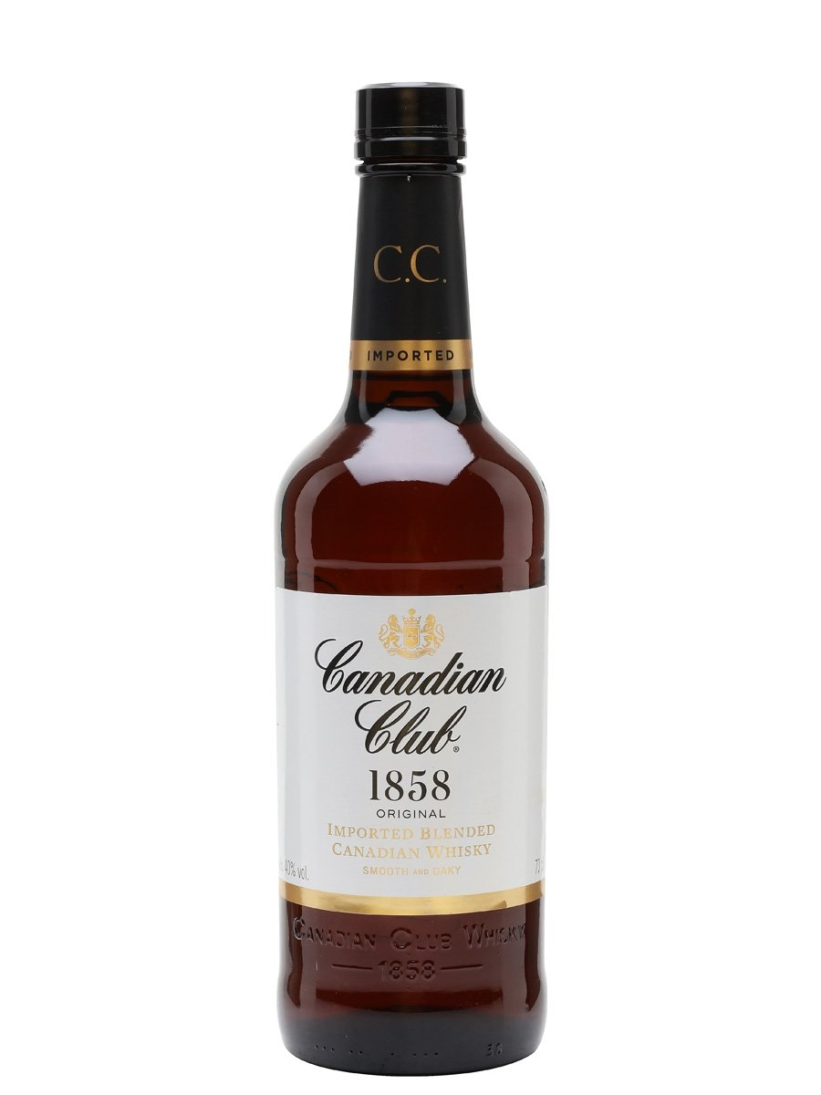 Canadian Club Whiskey - 40oz bottle
