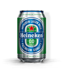 2 Cans of Heineken 0.0 (Free with purchase)