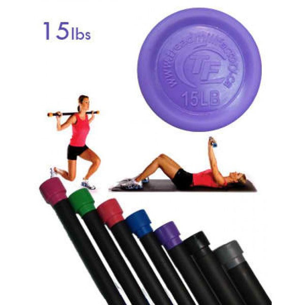 15lbs Workout Body Bar