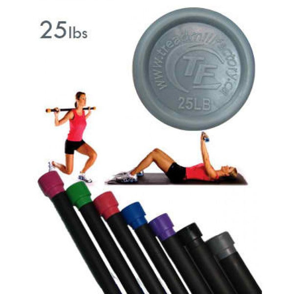 25lbs Workout Body Bar