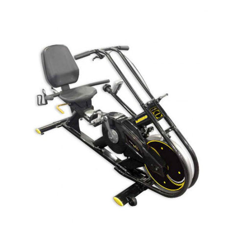 Frequency Fitness MR100 Commercial Recumbent Magnetic Indoor Cycle