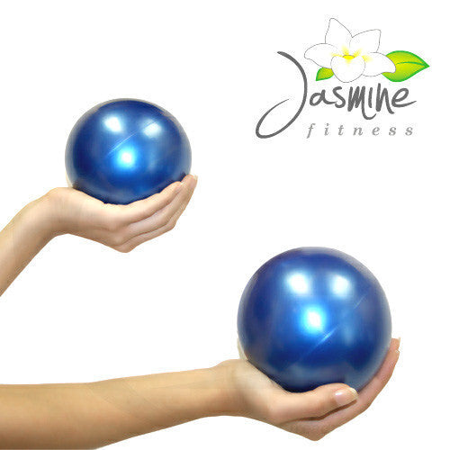 Pilates weighted Balls 2 Lb. pair