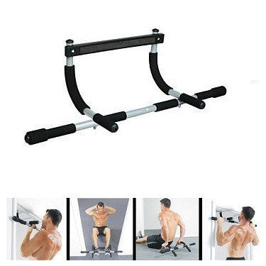 Deluxe Doorframe Chin Up Bar