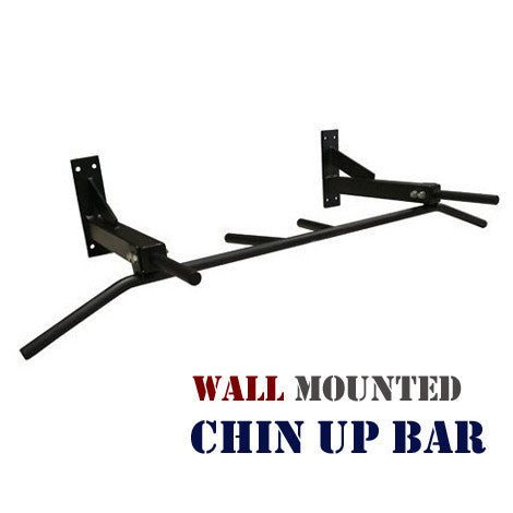 Wall Mounted Premium Chin Up Bar