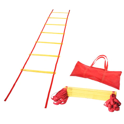 30' Agility Ladder - Orange
