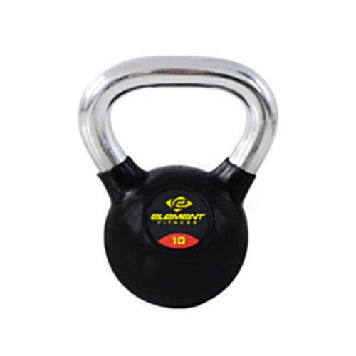Chrome Handle Kettlebells Commercial