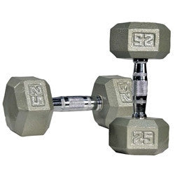 Super-Hex Dumbbells Single