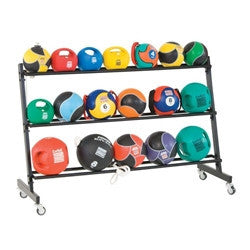 3-Tier Med Ball Rack