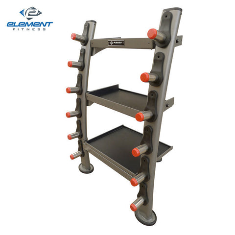 Element Fitness Accessory Rack