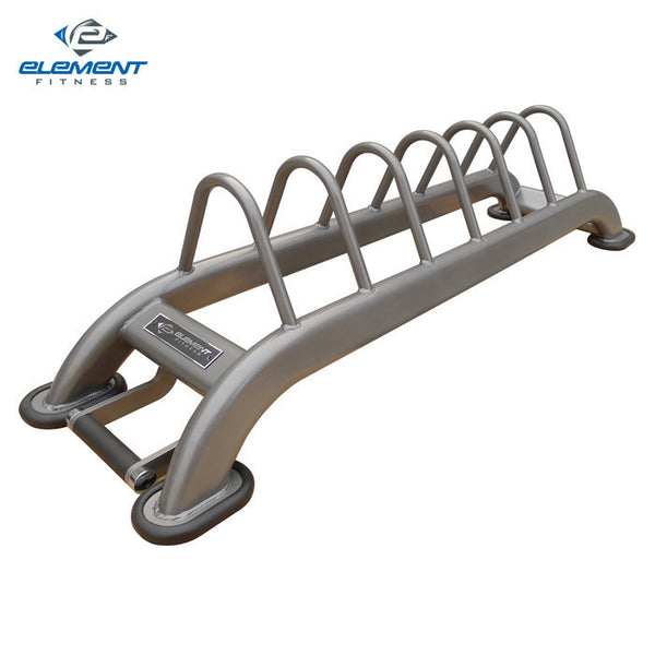 Element Fitness Bumper Plate Rack