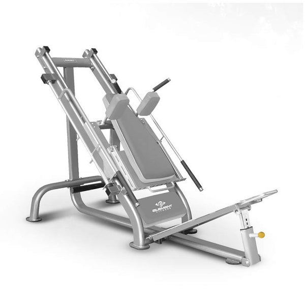 Element Fitness Commercial Leg Press / Hack Squat Combo Plate Loaded