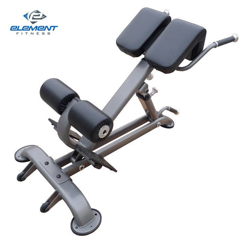 Element Fitness Hyper Extension Bench