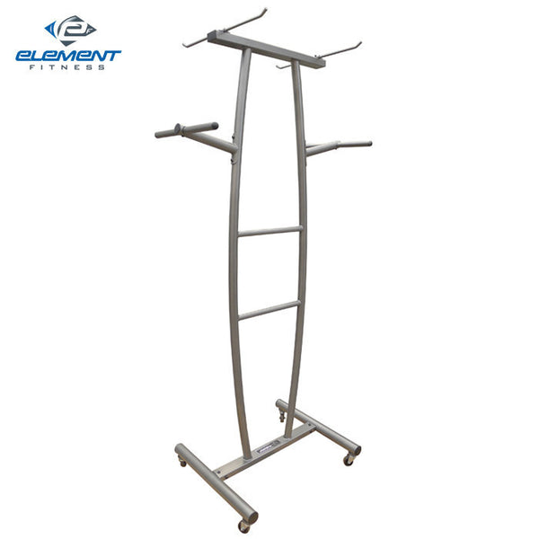 Element Fitness Commercial Mat Rack