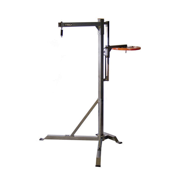 TKO Commercial Heavy Bag Stand with Speed Bag Platform (522CBS)