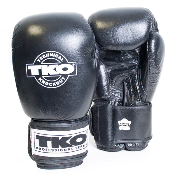 TKO Leather Training Glove - 16oz