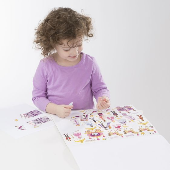 Melissa & Doug Sticker Collection Princesses & More