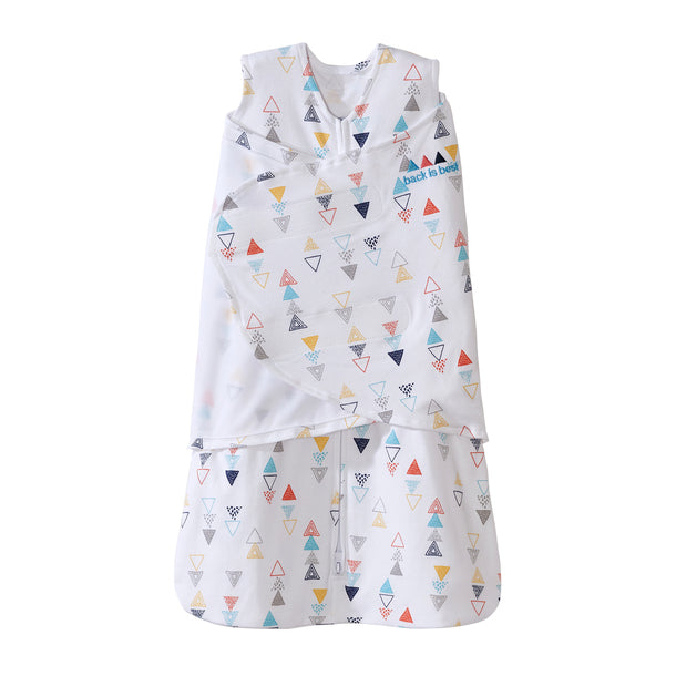 Halo Sleepsack Multi Color Triangle (Cotton) - Tadpole