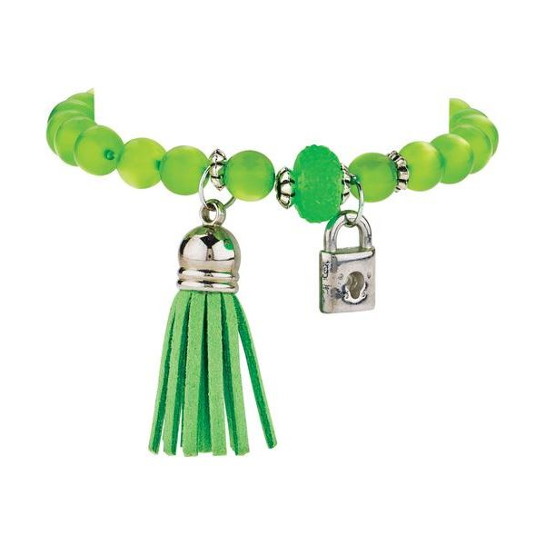 Creativity for Kids Tassel Bracelets