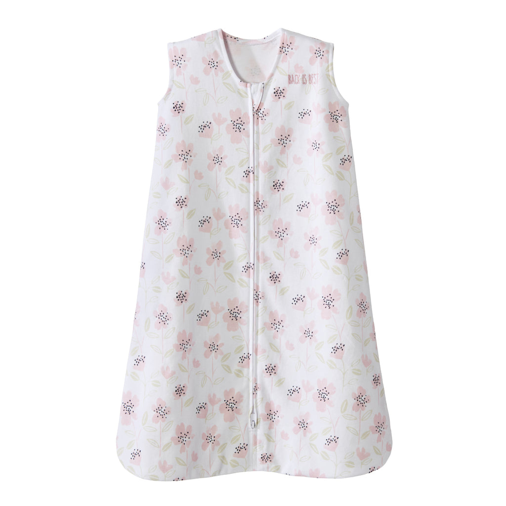 Halo SleepSack Wearable Blanket Blush Wildflower