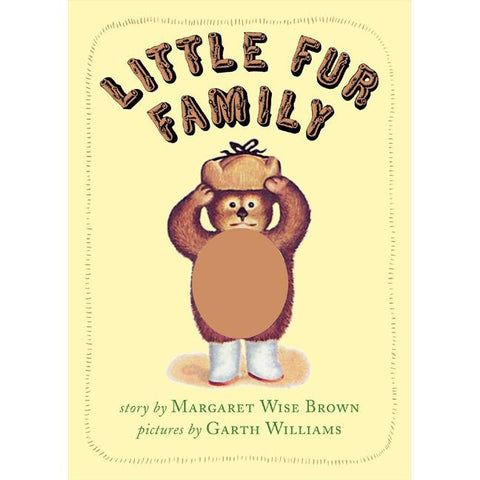 Little Fur Family Board Book