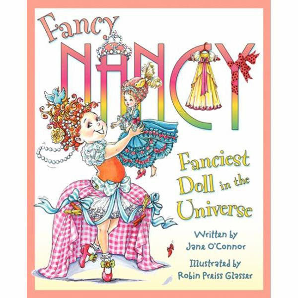 Fancy Nancy Fanciest Doll