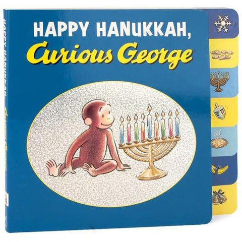 Happy Hannukah, Curious George
