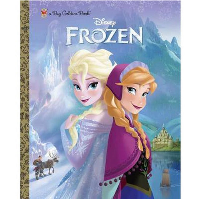 Disney Frozen Big Golden Book