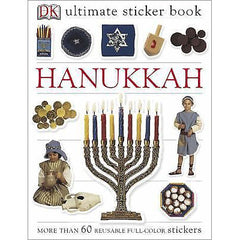 Ultimate Sticker Book Hanukkah