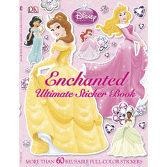 Ultimate Sticker Book: Enchanted