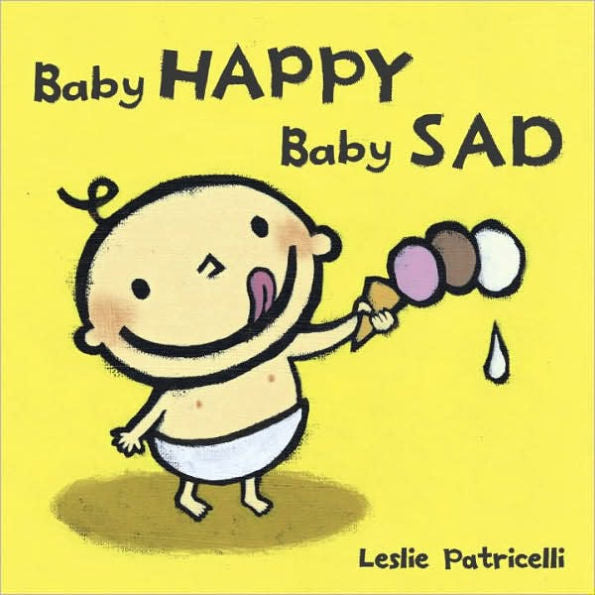 Baby Happy Baby Sad