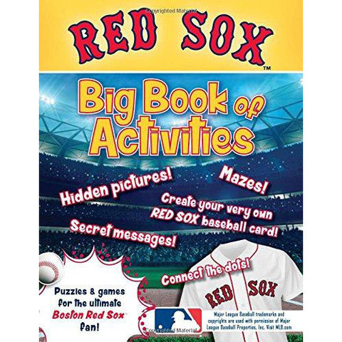 Red Sox Big Book of Activities