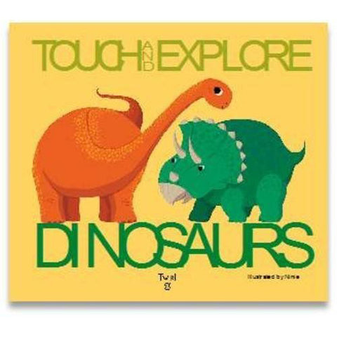 Touch & Explore Dinosaurs