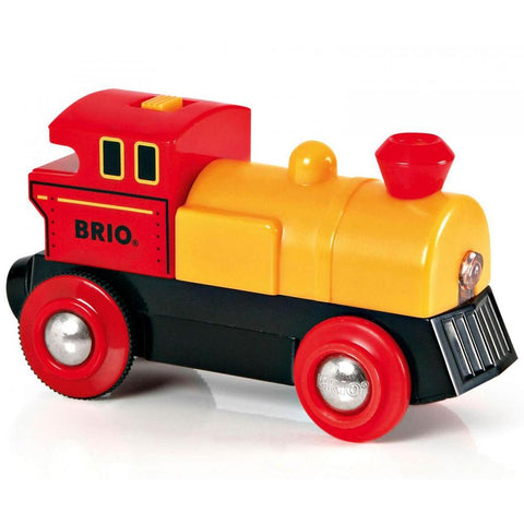 Brio Two-Way Battery-Powered Engine