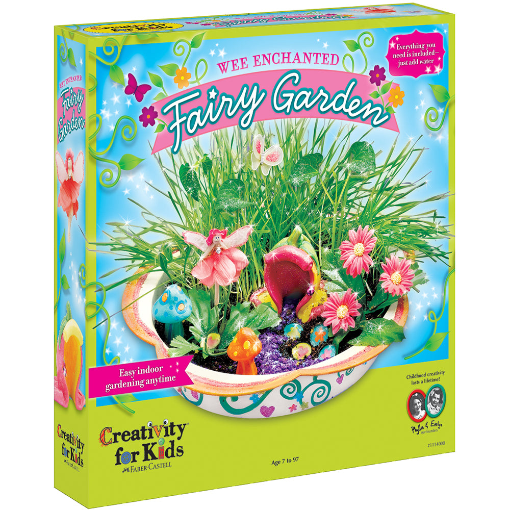 Creativity For Kids Wee Enchanted Fairy Garden