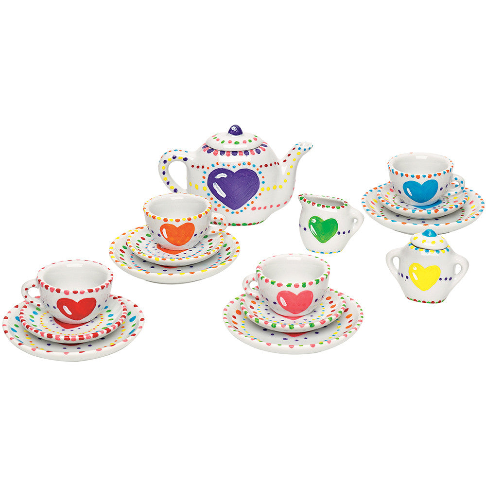 Creativity For Kids Mini Tea Set