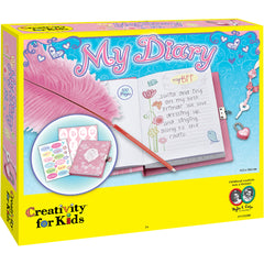 Creativity For Kids My Diary