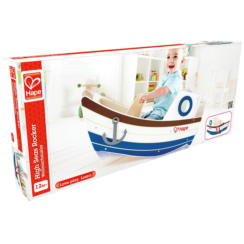 Hape High Seas Rocker - Tadpole