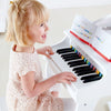 Hape Deluxe Grand Piano (White) - Tadpole
