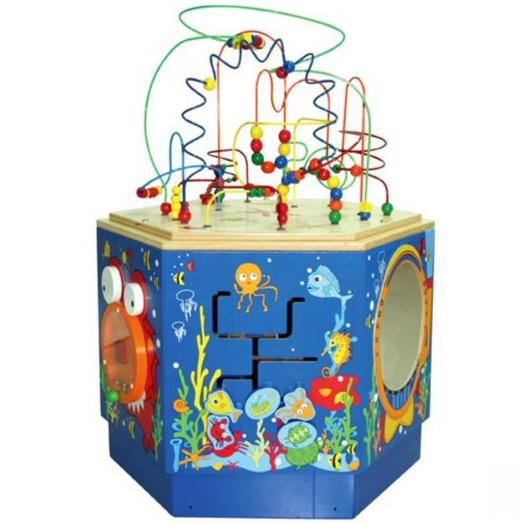 Hape Coral Reef Activity Center - Tadpole