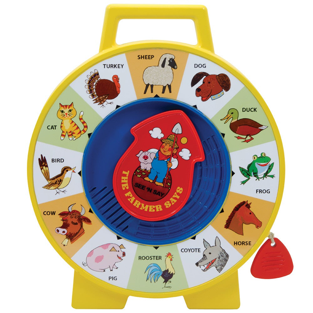 Fisher-Price See N Say