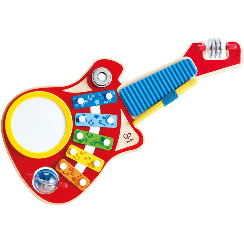 Hape 6-in-1 Music Maker - Tadpole
