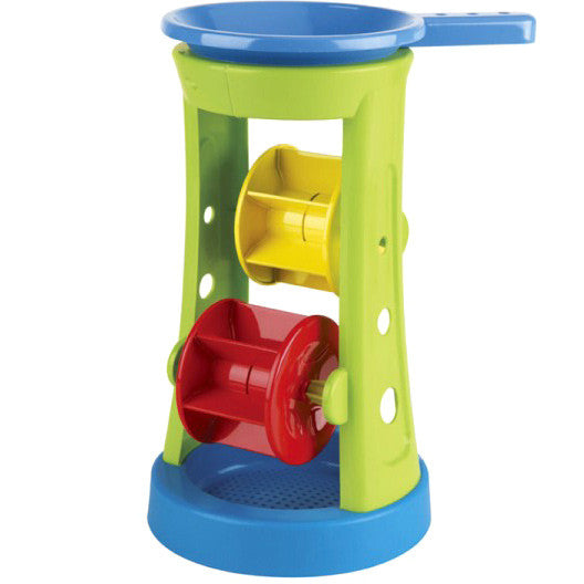 HaPe Double Sand & Water Wheel