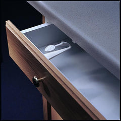Kid Co. Adhesive Cabinet/Drawer Lock