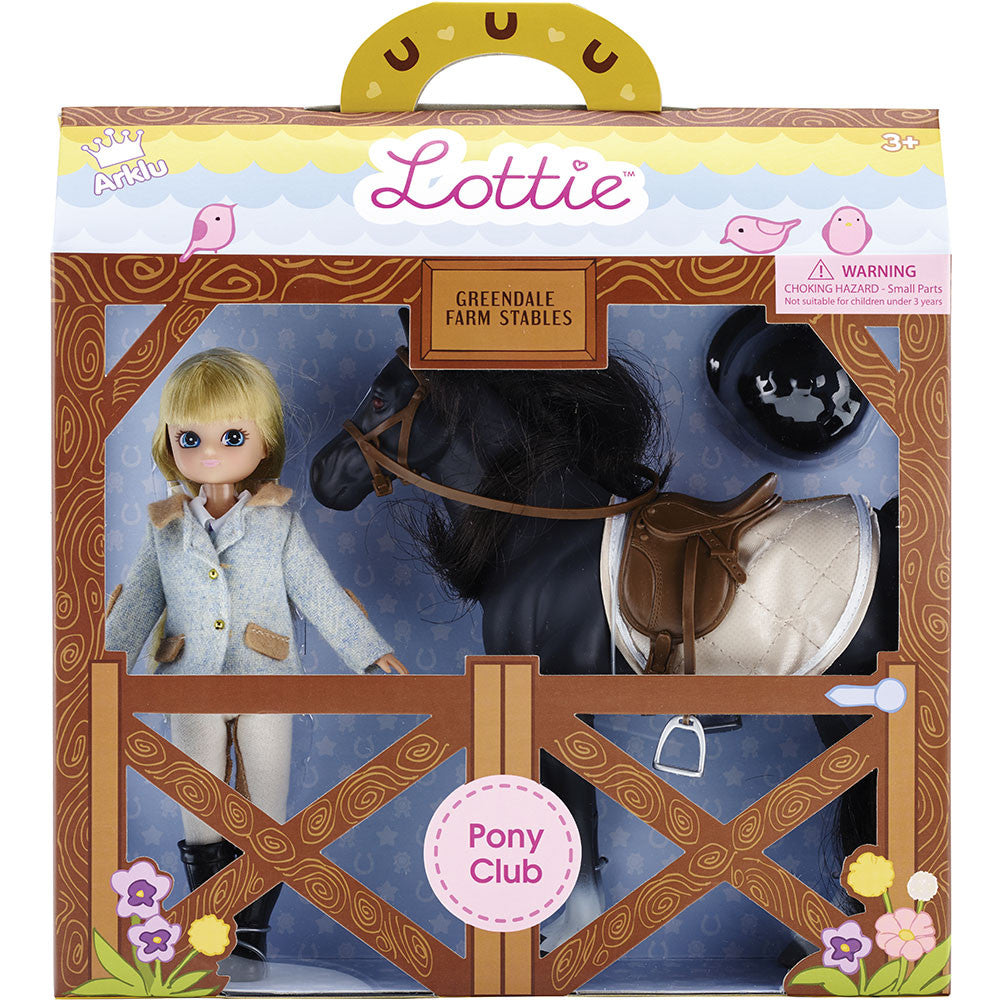Lottie Pony Club Set