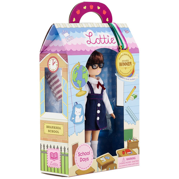 Lottie Doll School Days Tadpole
