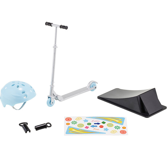 Lottie Accessory Set Scooter