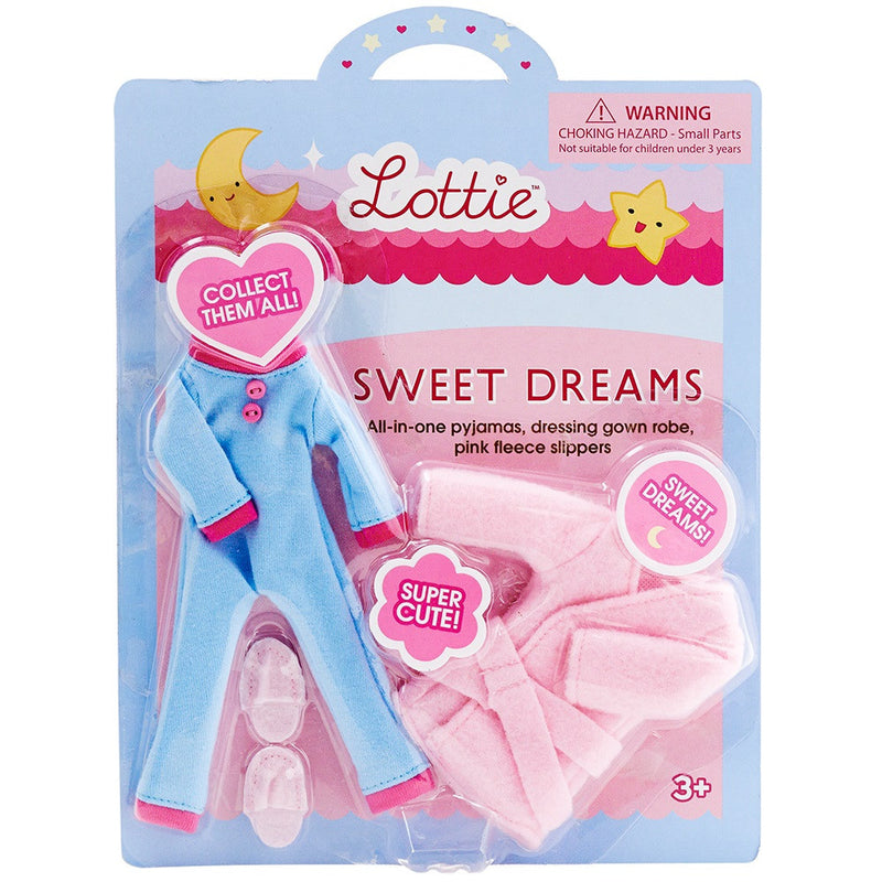 Lottie Outfit Sweet Dreams
