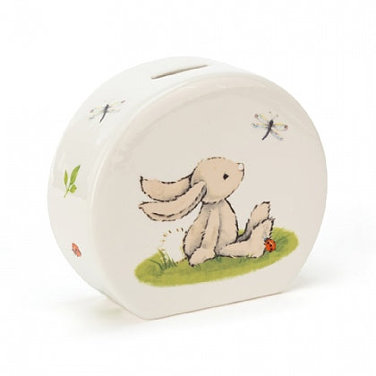 Jellycat My First Bunny Ceramic Money Box